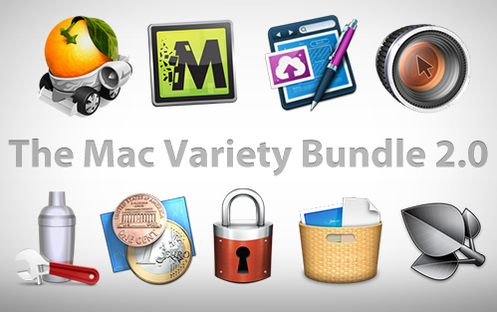 variety bundle Nächstes Bundle verfügbar: RapidWeaver, MotionComposer, PulpMotion 3, MacScan, Screenium u.a.