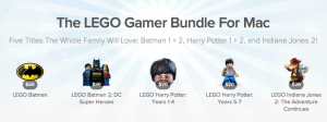 Lego Gamer Bundle